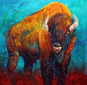 Strength Of The Bison SOLD