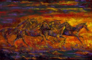 Rhythm Of The West SOLD